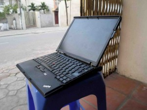 IBM ThinkPad X61 - 1 (Copy)